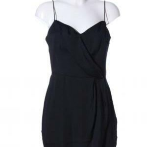 Banana Republic black cocktail dress NWT